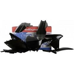 Kit plasticos Polisport Suzuki negro 90146 - RMZ 450 (08-15)