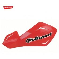 Paramanos abierto Polisport Freeflow lite plástico rojo