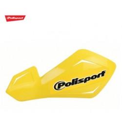 Paramanos abierto Polisport Freeflow lite plástico amarillo