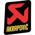 AKRAPOVIC EXHAUST LOGO
