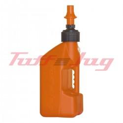 Bidón de llenado rápido TUFF JUG 10L naranja