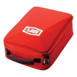 CASE GOGGLE RED
