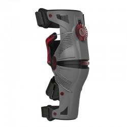 Rodilleras Ortopédicas MOBIUS X8 (Gris/Crimson)
