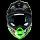 Casco Just1 J32 Moto X Verde (Adulto y Junior)