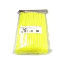 Fundas para radios Vparts amarillo fluorescente