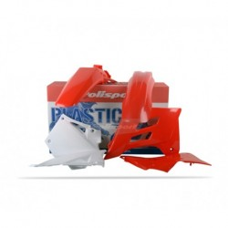 Kit plasticos Polisport Gas Gas color rojo 90197 MX/ENDURO (01-06)