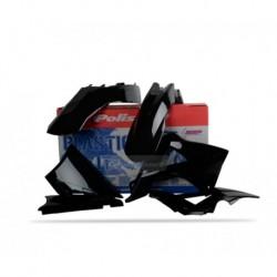 Kit plasticos Polisport Gas Gas color Negro 90432 MX/ENDURO (11)