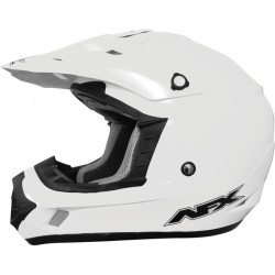 Casco FX 17 SOLID WHITE