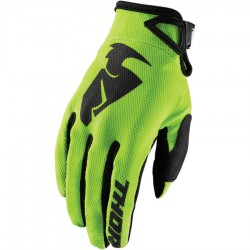 Guantes JUNIOR THOR SECTOR Lime