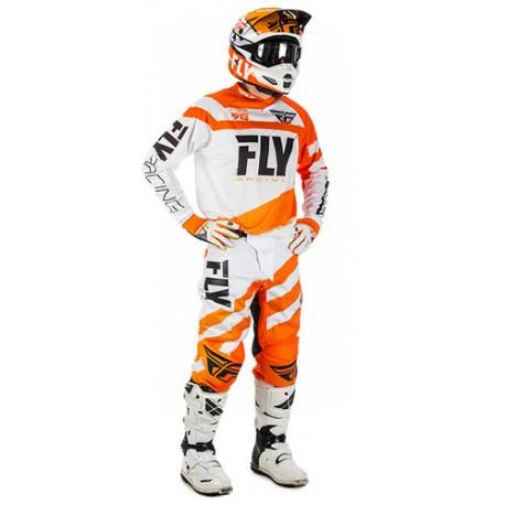 Equipación FLY F-16 Orange/White