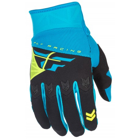 Guantes FLY F-16 Blue/Black