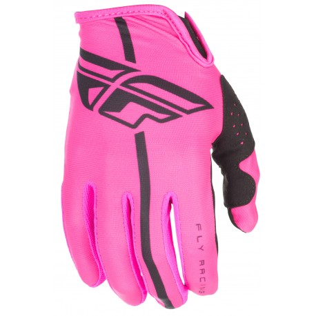 Guantes FLY LITE Neon Pink/Black