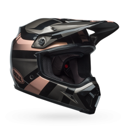 Casco BELL MX-9 MIPS EQUIPPED Marauder Gloss Cobre/Negro
