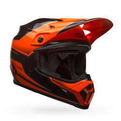 Casco BELL MX-9 MIPS EQUIPPED Stryker Naranja Fluor