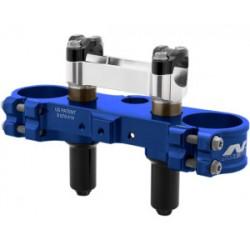 TIJAS NEKEN SFS AMORTIGUADAS HUSQVARNA TC/FC 125/250/350/450 15-18 _ Color Azul