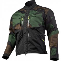 CHAQUETA THOR PHASE Black View