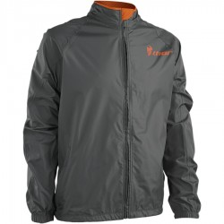 CHAQUETA THOR PACK Charcoal/Orange