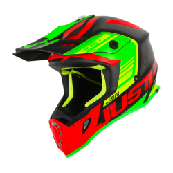 Casco Just1 J38 BLADE Rojo