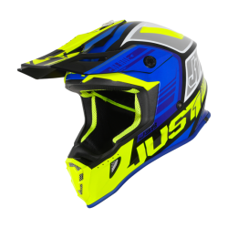 Casco Just1 J38 BLADE Amarillo Fluor