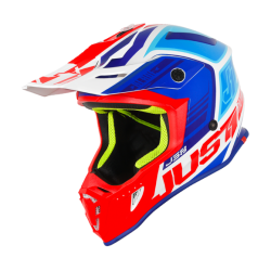 Casco Just1 J38 BLADE Azul