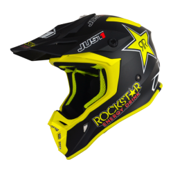 Casco Just1 J38 BLADE Rockstar