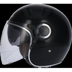 Casco SHIRO SH-235 BULLET Negro
