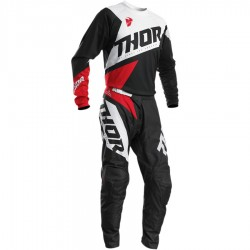 Equipacion THOR SECTOR BLADE Charcoal/Red