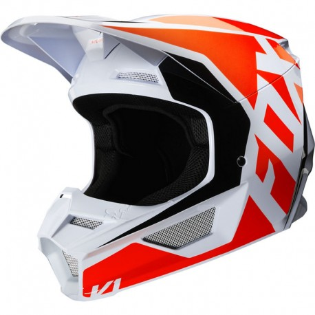 Casco FOX V1 PRIX 2020 FLUORESCENT ORANGE